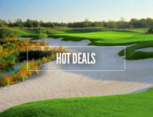 Special Golf Package Offers