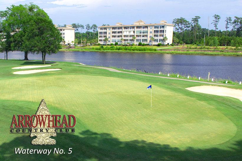 Arrowhead Country Club Myrtle Beach Golf Packagers