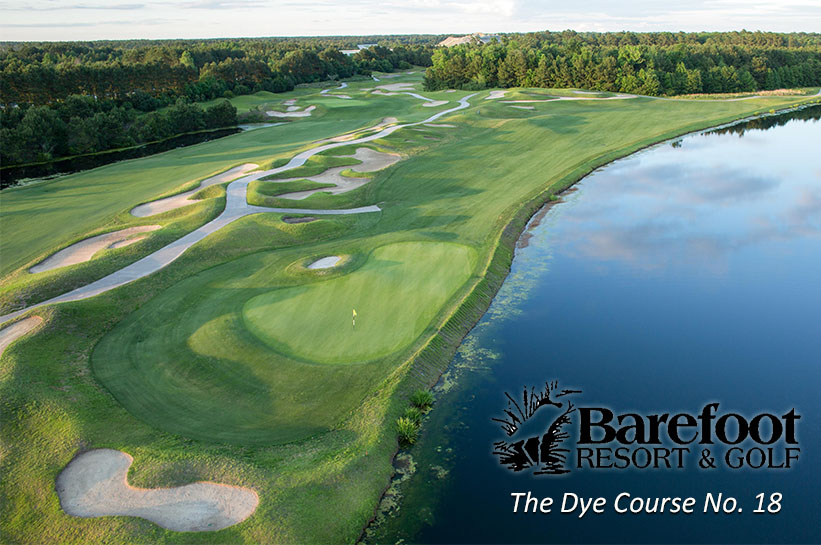 Barefoot Resort - The Dye Course Big Break