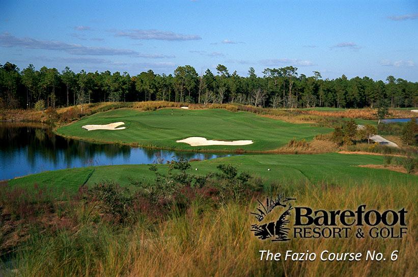 Barefoot Resort - The Fazio Course
