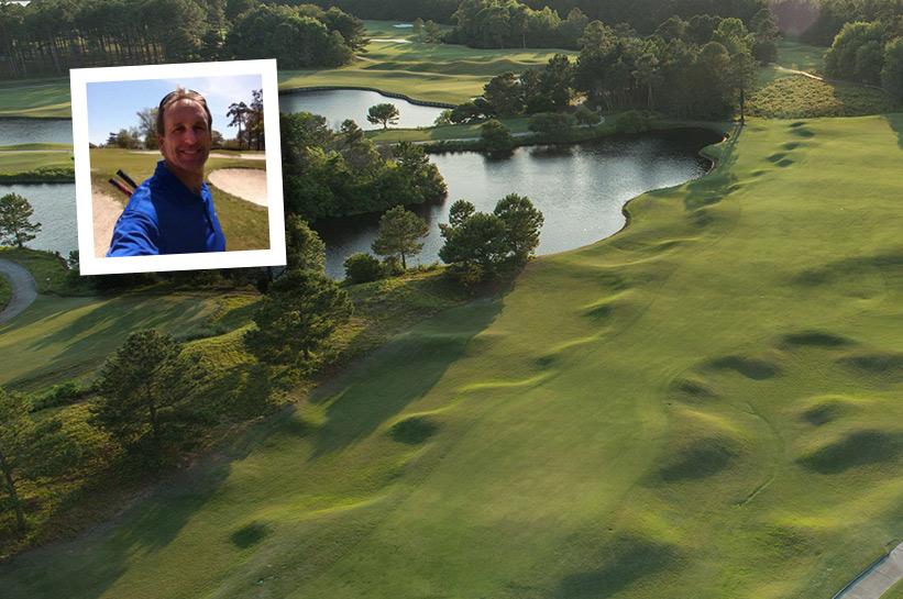 Meet Brian Noblin of Myrtle Beach Golf Packagers