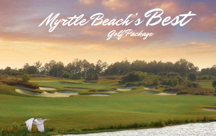 Myrtle Beach's Best Golf Package