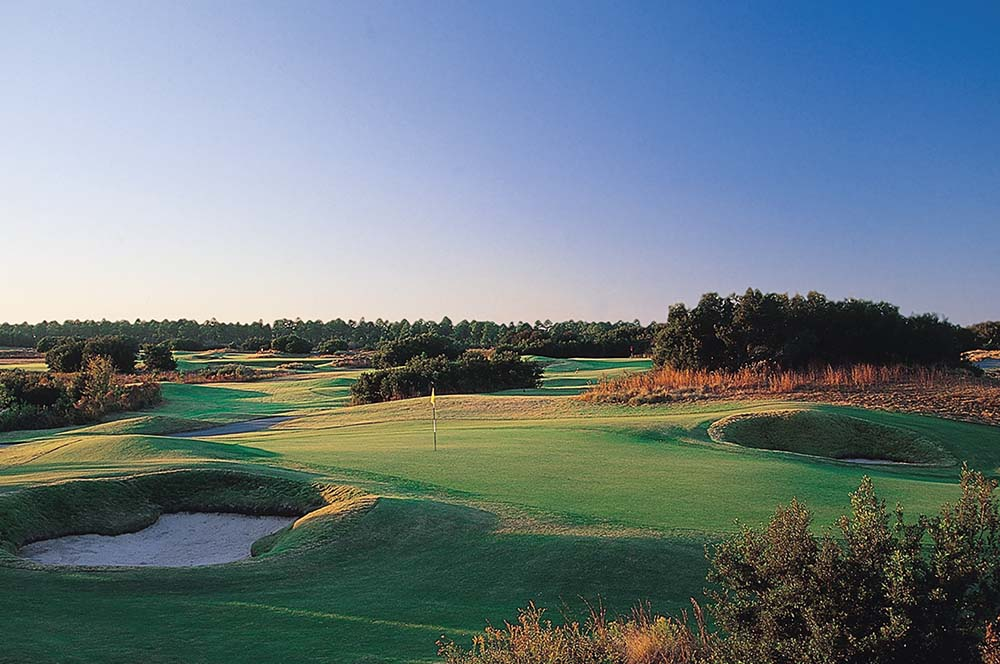 Legends Golf Club - Heathland Course