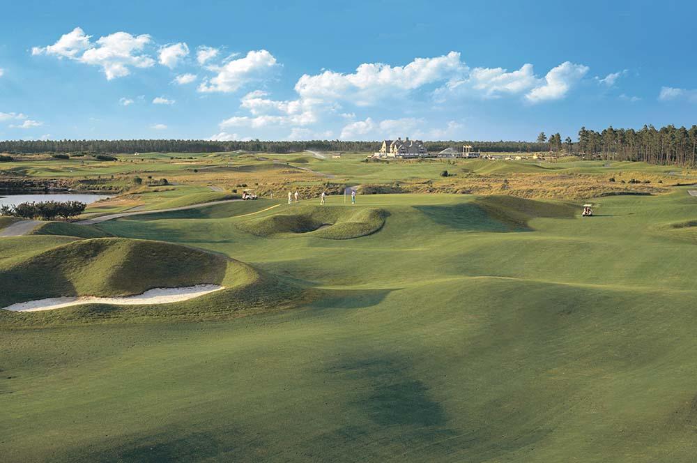 Legends Golf Club - Moorland Course