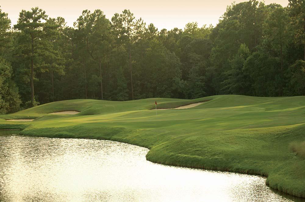 Legends Golf Club - Parkland Course