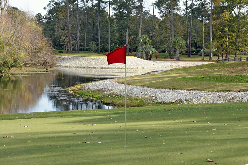 Lions Paw Golf Links Myrtle Beach Packagers
