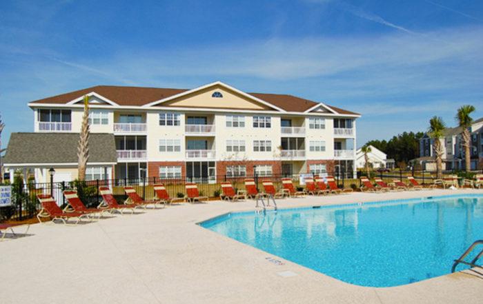 Barefoot Resort Golf Villas