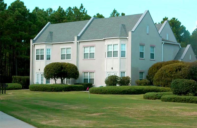 Legends Resort Golf Villas