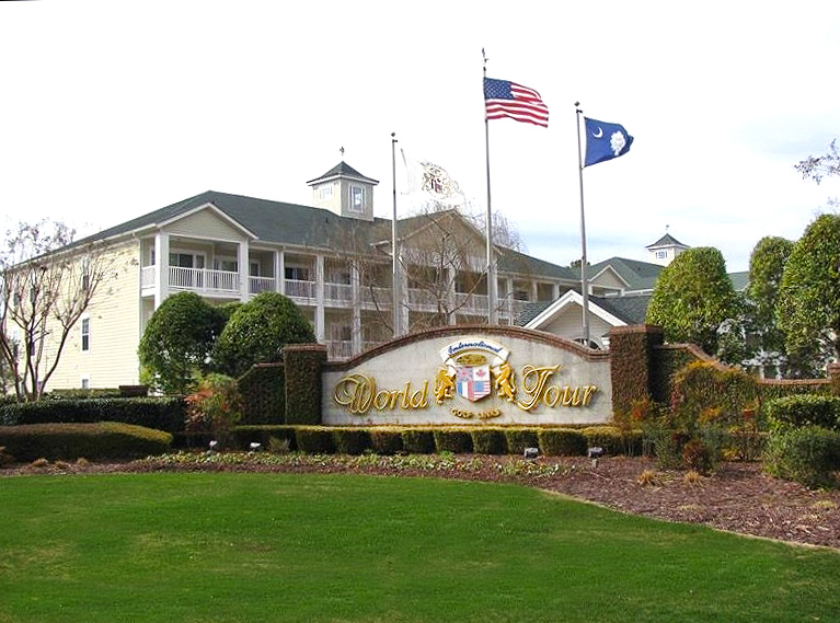Grand Villas at World Tour Golf Course