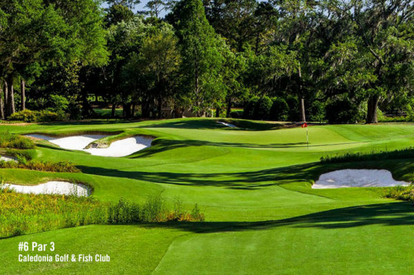 Make no mistake, on any reputable list of Myrtle Beach's premier layouts, Caledonia Golf & Fish Club is at or near the top.