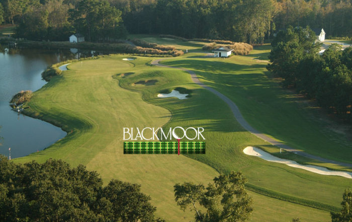Play Blackmoor Golf Club as part of the Myrtle Beach Best Golf Package