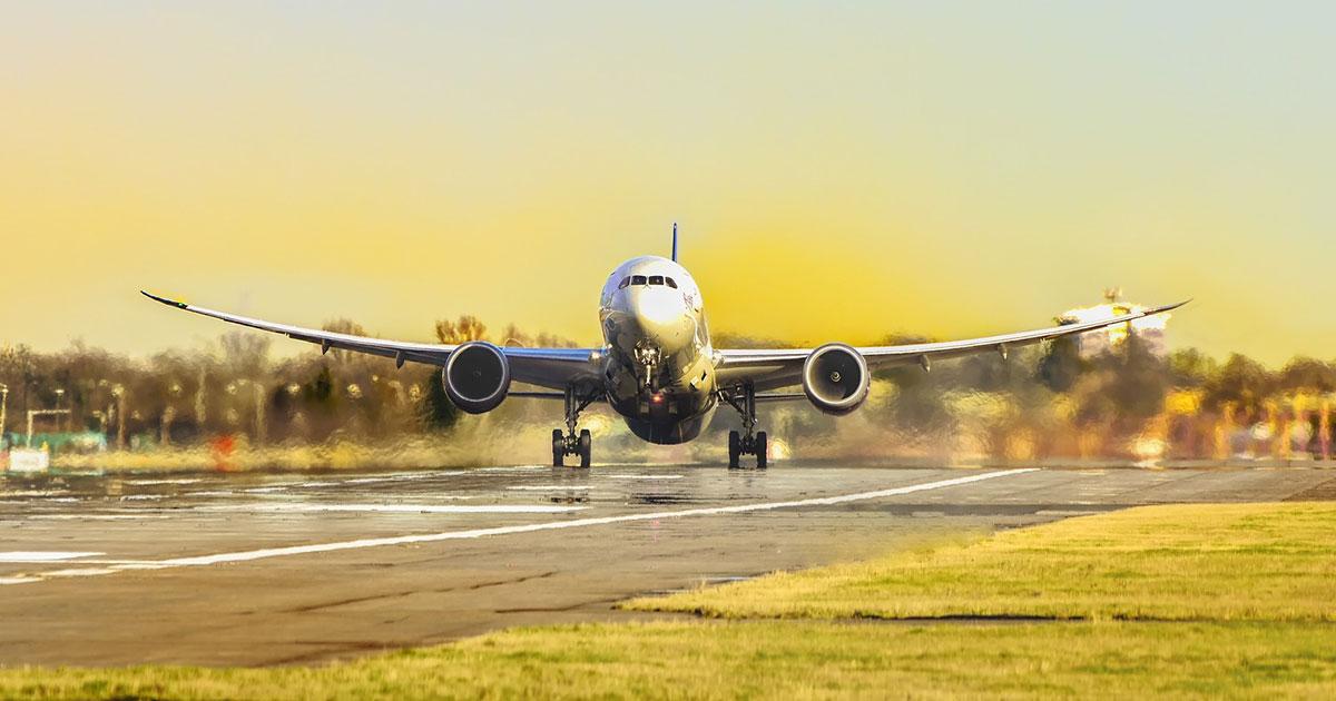 Plane - Direct Flights to Myrtle Beach